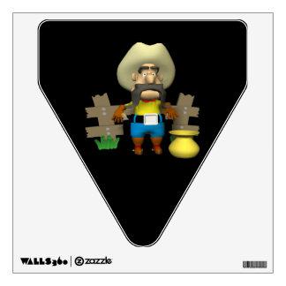 Cowboy Room Graphics