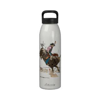 Cowboy Water Bottles