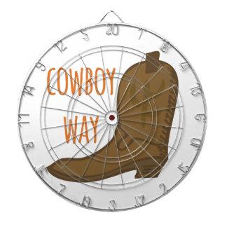 Cowboy Way Dartboards
