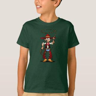 Cowboy with a lasso T-Shirt