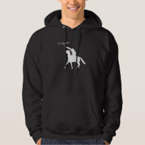 Cowboy with lasso hoodie