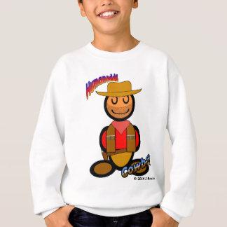 Cowboy (with logos) sweatshirt