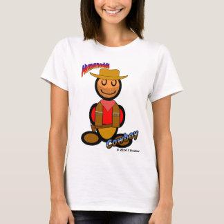 Cowboy (with logos) T-Shirt