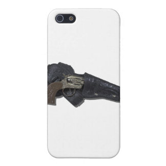 CowboyBeltToyGun091711 Cover For iPhone 5