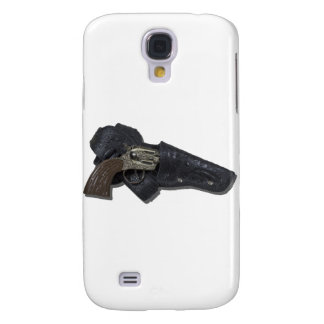 CowboyBeltToyGun091711 Galaxy S4 Cases