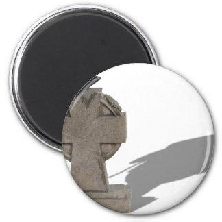 CowboyDown090410 2 Inch Round Magnet