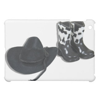 CowboyHatBoots092610 Case For The iPad Mini