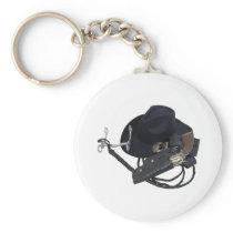 CowboyHatTools090309 Keychain