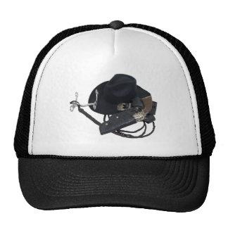 CowboyHatTools090309 Trucker Hat