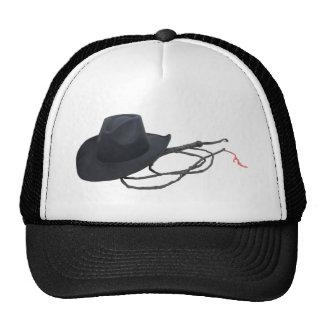 CowboyHatWhip090309 Trucker Hat