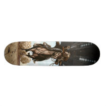 Cowboys & Aliens Skate Deck