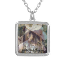 Cowboys and Angels Necklace