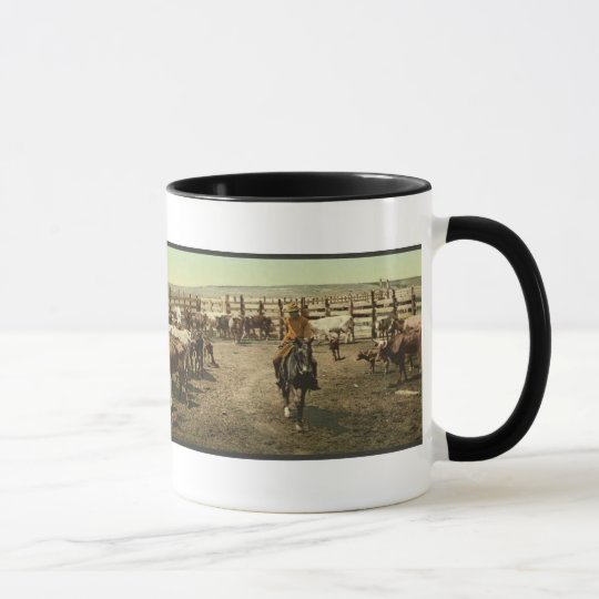 Cowboys and Cows Mug