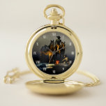 "Cowboys and Horses Pocket Watch<br><div class=""desc"">Cowboys and Horses</div>"
