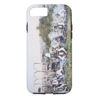 Cowboys at Lunch, 1904 (photo) iPhone 8/7 Case