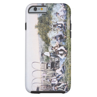 Cowboys at Lunch, 1904 (photo) Tough iPhone 6 Case