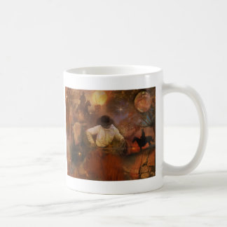 Cowboys - Boots, Wild Horses & Western Sunsets Coffee Mug