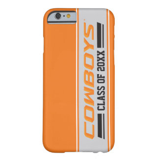 Cowboys Class Year Barely There iPhone 6 Case
