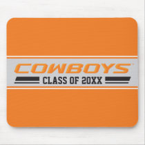 Cowboys Class Year Mouse Pad