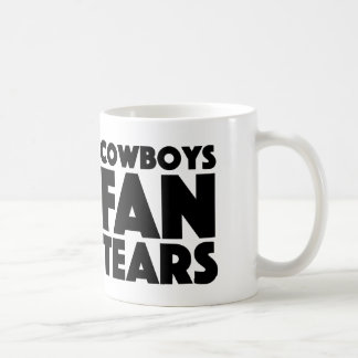 Cowboys Fan Tears Mug