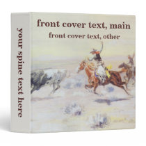 Cowboys from the Bar Triangle by CM Russell Binder