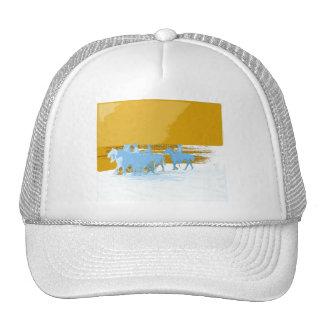 cowboys Gallop Into Life Trucker Hat
