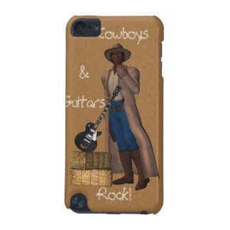 Cowboys & Guitars Rock Speck iPod Case iPod Touch 5G Cover