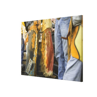 Cowboys in Chaps Canvas Print