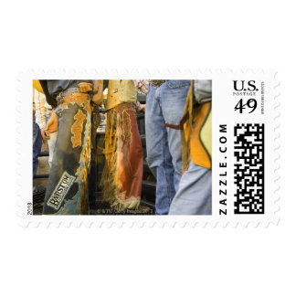 Cowboys in Chaps Postage