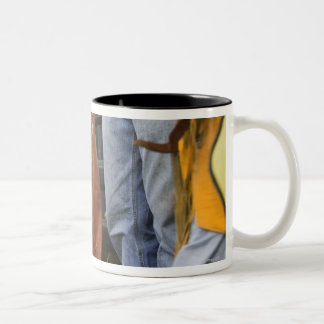 Cowboys in Chaps Two-Tone Coffee Mug