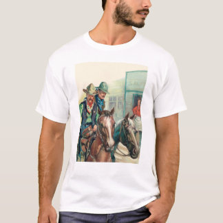 Cowboys In Town T-Shirt