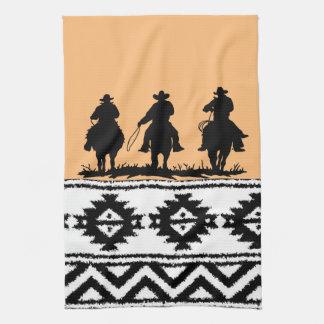 Cowboys Kitchen Towels