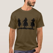 Cowboys on Horseback - Men's Hanes Nano T-Shirt