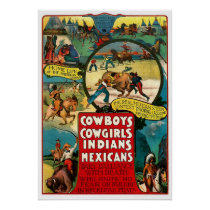 Cowboys - Print