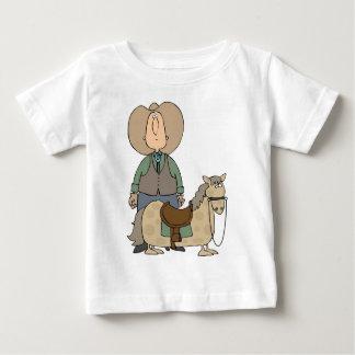Cowboy's Ride Baby T-Shirt