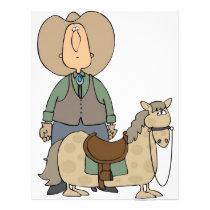 Cowboy's Ride Letterhead