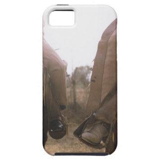 Cowboys Riding Horses iPhone SE/5/5s Case