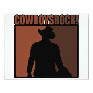 Cowboys Rocks! Card