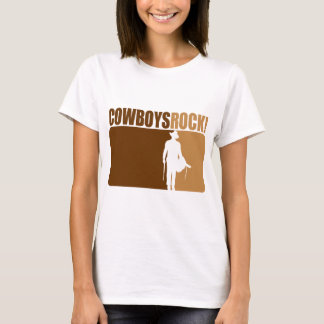 Cowboys Rocks! T-Shirt