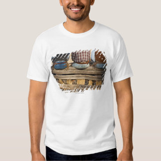 Cowboys sitting on fence tees