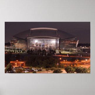Cowboys Stadium Print