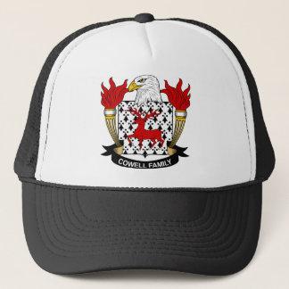 Cowell Family Crest Trucker Hat