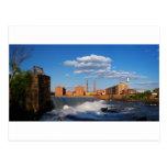 Coweta Falls, Columbus, GA Post Card