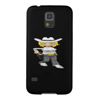 Cowgirl 11 case for galaxy s5