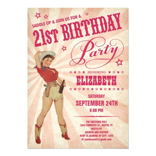 21 Birthday Invitations is an amazing ideas you had to choose for invitation design