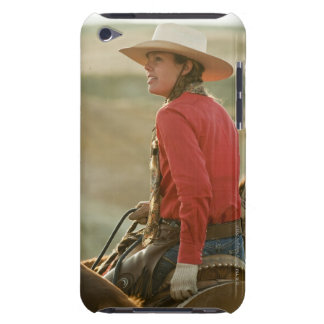 Cowgirl 4 barely there iPod case