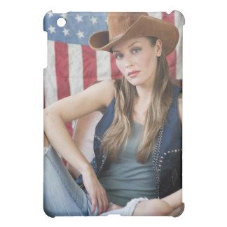 Cowgirl 5 iPad mini cases