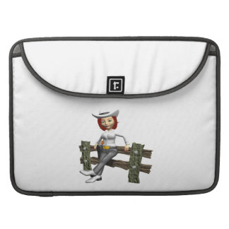 Cowgirl 7 sleeve for MacBook pro