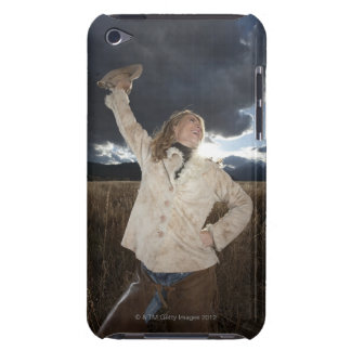 Cowgirl 8 barely there iPod case