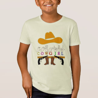 COWGIRL  ASL FINGERSPELLED SIGN T-Shirt